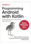 Programming Android with Kotlin cover