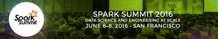 Spark Summit West heads to San Francisco