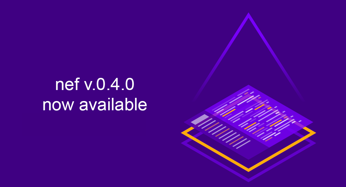 nef v0.4.0 is now available