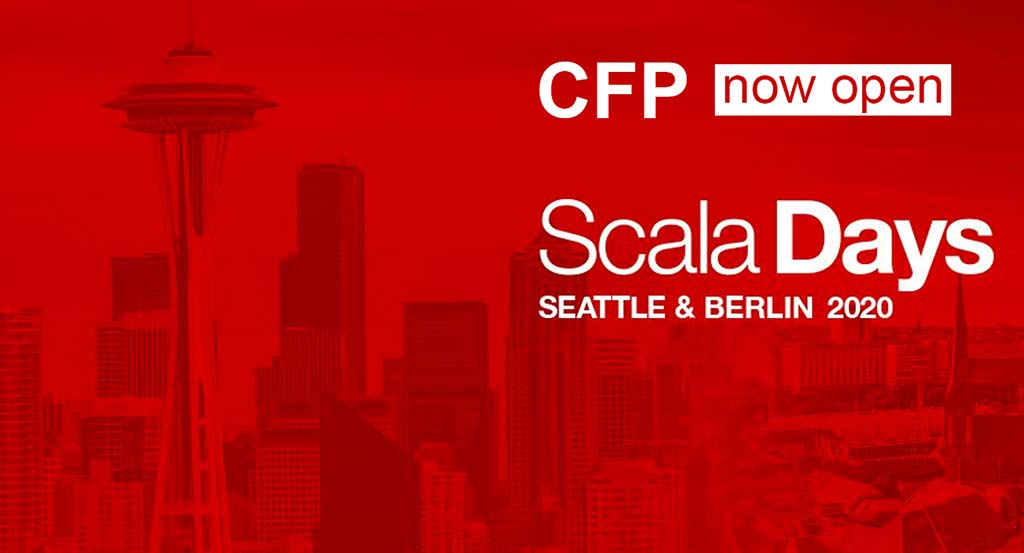 Scala Days 2020 Call for Papers Now Open