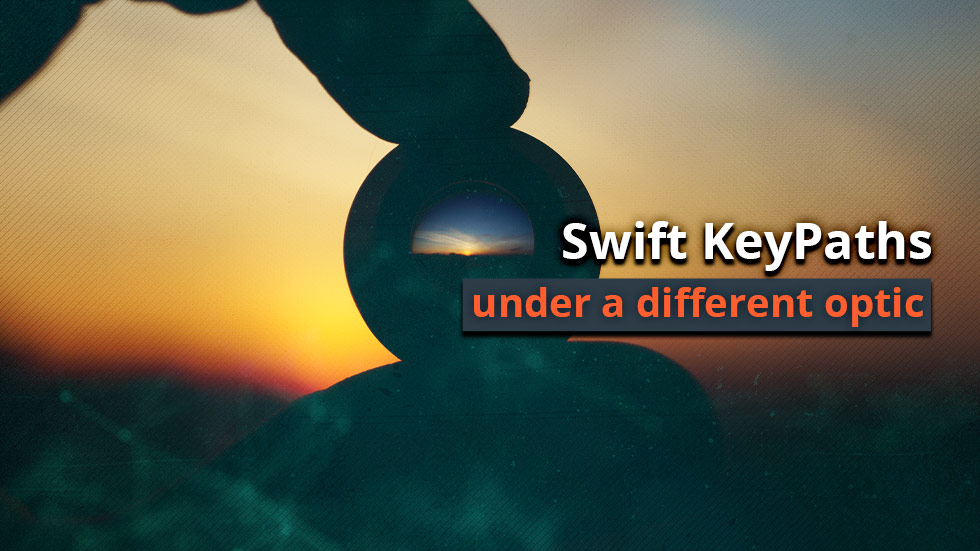Swift KeyPaths under a different optic