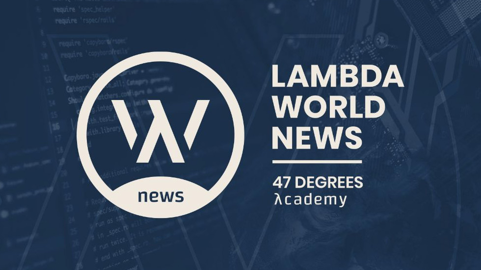 Lambda World News | Functional Programming Headlines