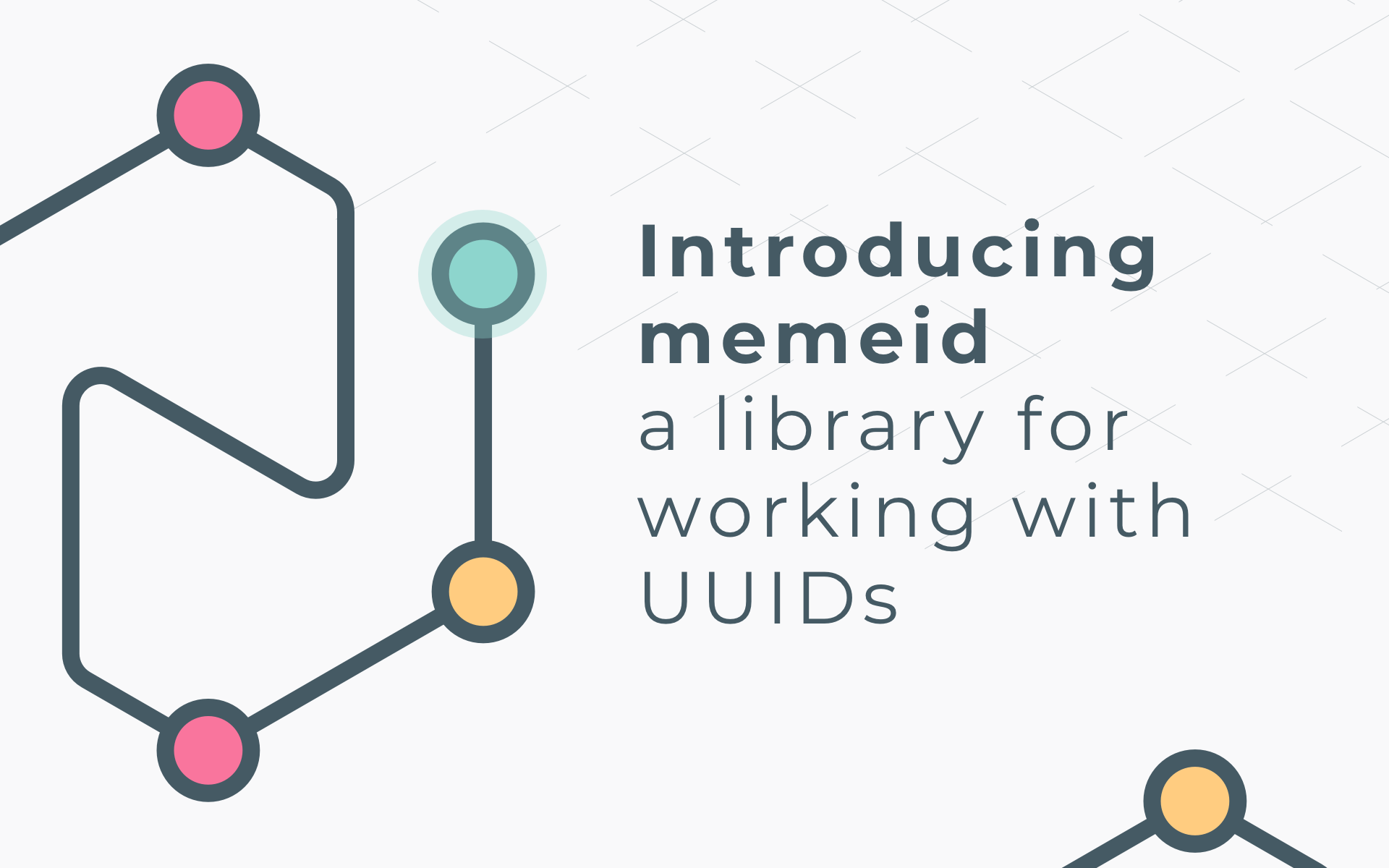 Introducing memeid: An RFC-compliant library for working with UUIDs