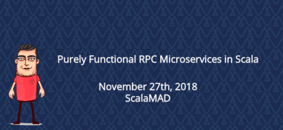 Purely Functional RPC microservices in Scala
