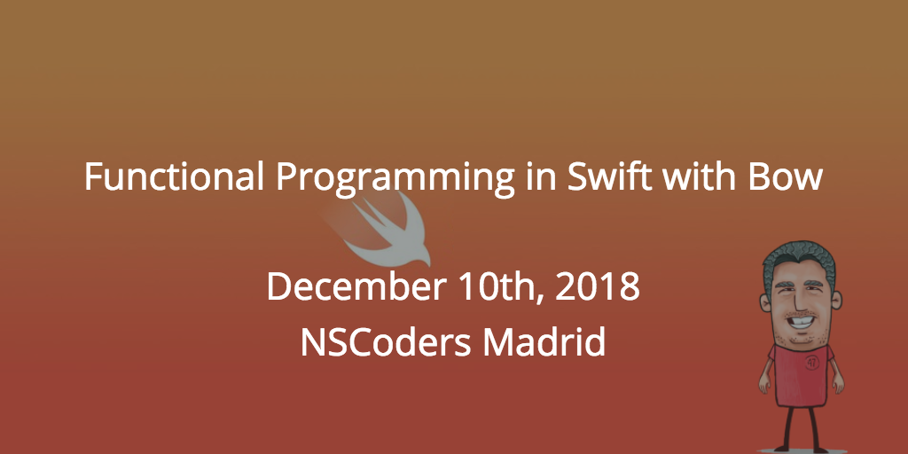 Functional Programming in Swift with Bow