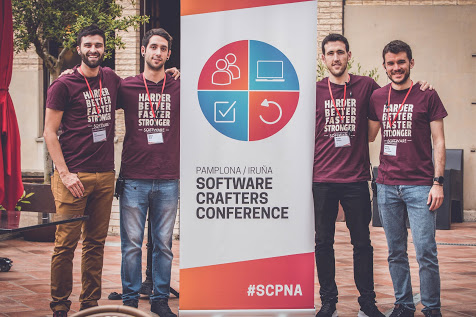 Pamplona Software Crafters Conference 2018 Photo Gallery