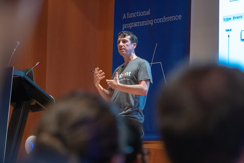 Eric Torreborre at Lambda World Cádiz 2018