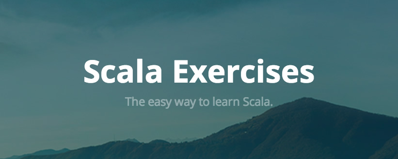 Scala Exercises launches